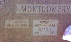 Thomas Harper Montgomery