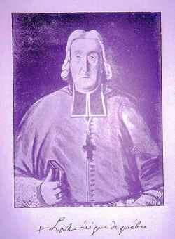Rev Louis-Philippe-Fran�ois Mariauchau D'Esglis