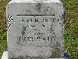 Susan M. Abey