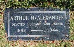 Arthur H. Alexander