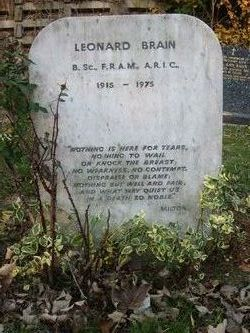 Leonard Brain