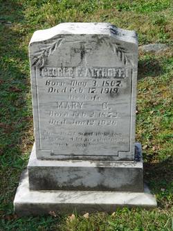 Mary G. Althoff
