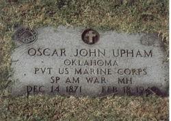 Oscar J. Upham