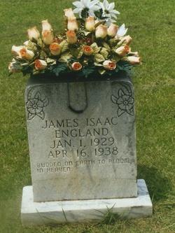 James Isaac England