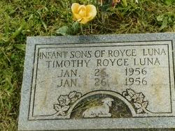 Timothy Royce Luna