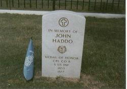 John Haddoo, Jr