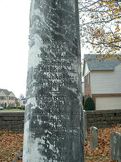 Mary Eliza Tennessee <i>Claiborne</i> Maury