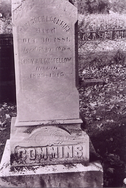 Lucy A. <i>Longfellow</i> Commins