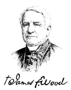 Rev James Frederick Wood