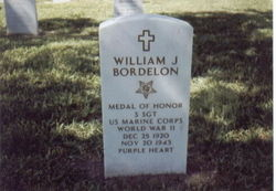 SSGT William James Bordelon