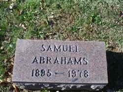 Samuel Abrahams