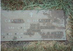 Spec Carmel Bernon Harvey, Jr