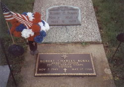 PFC Robert Charles Burke