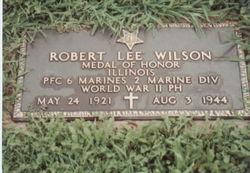 PFC Robert Lee Wilson