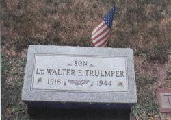Walter Edward Truemper