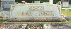 Mary Erin Beatrice Attie <i>Arant</i> Cook