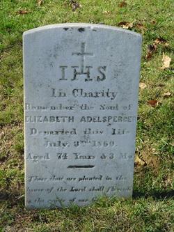 Elizabeth Adelsperger