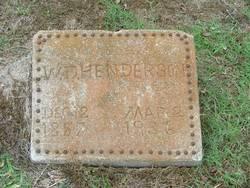William David Henderson