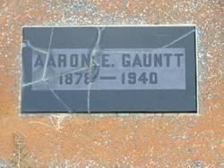Aaron E. Gauntt
