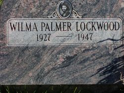 Wilma Roena <i>Palmer</i> Lockwood