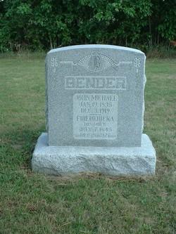 Friedericka Bender