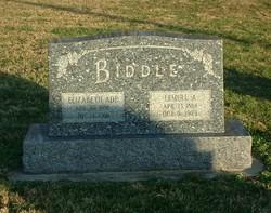 Elizabeth <i>Ade</i> Biddle