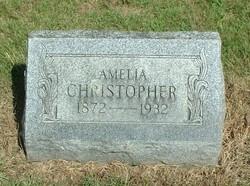 Amelia Christopher