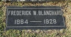 Frederick Woodward Blanchard