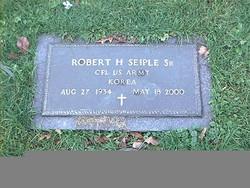 Robert H. Whimp Seiple, Sr