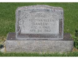 Frostina Ellen Hawley