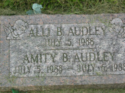 Amity B Audley