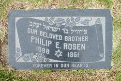 Philip E. Rosen