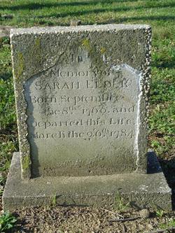 Sarah Elder