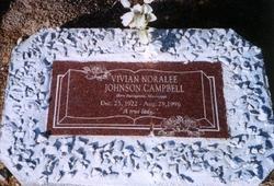 Vivian Noralee <i>Johnson</i> Campbell