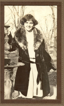 Nettie Frieda <i>Gallagher</i> Sasse Howe Fourniea