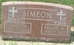 Agnes M. Simeon