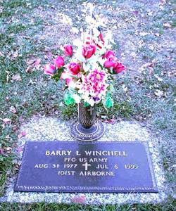 PFC Barry Winchell