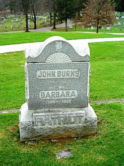 John Lawrence Burns
