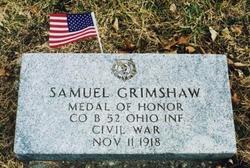 Samuel Grimshaw