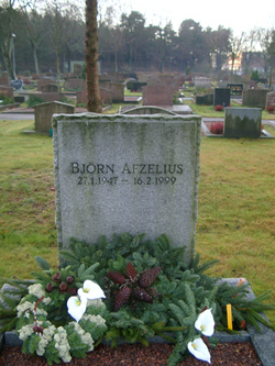 Bj�rn Afzelius