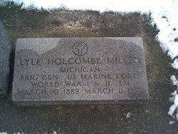 Lyle Holcombe Miller