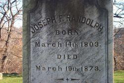 Joseph Fitz Randolph