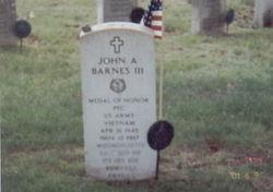John Andrew Barnes, III