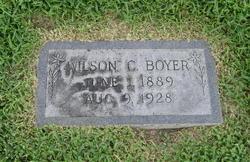 Wilson C Boyer