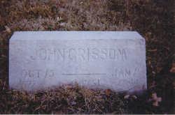 John Wesley Grissom