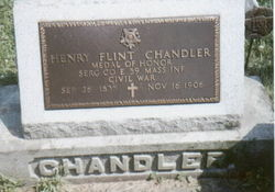 Henry Flint Chandler