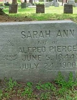 Sarah Ann Pierce