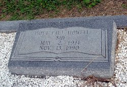 Hoyt Paul Sid Howell