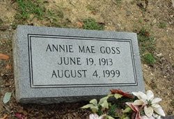 Annie Mae <i>Elrod</i> Goss Howell