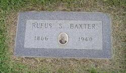 Rufus S Baxter